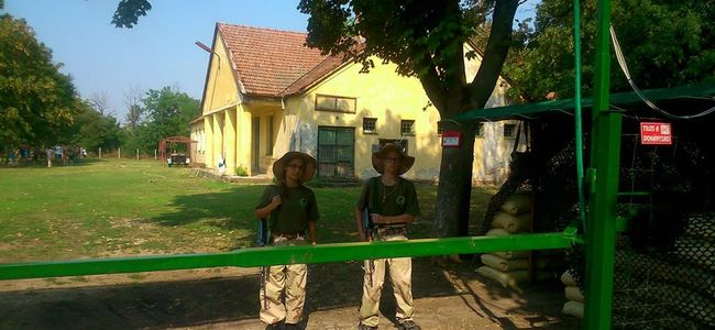Táborhelyszínek - Mezőhegyes Ifjúsági Tábor