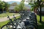 Táborhelyszínek, Pusztafalu Ifjúsági Tábor kerékpárkölcsönzés