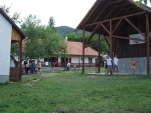 Táborhelyszínek, Pusztafalu Ifjúsági Tábor udvar