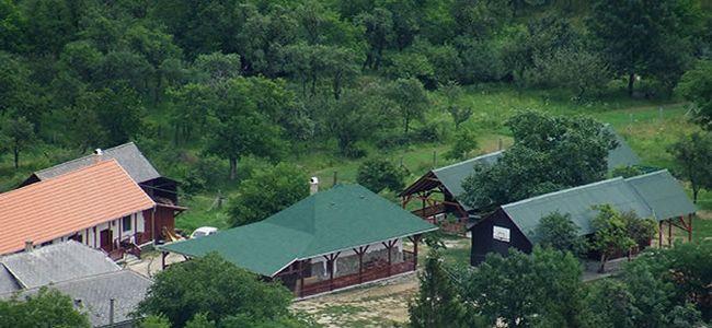 Táborhelyszínek, Pusztafalu Ifjúsági Tábor
