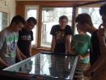 Táborhelyszínek, Szigetszentmárton Ifjúsági Tábor csocsó