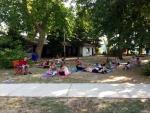 Táborhelyszínek, Szigetszentmárton Ifjúsági Tábor udvar