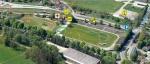Táborhelyszínek, Szilvásvárad Ifjúsági Tábor sportpályák