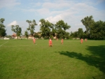 Táborhelyszínek, Tápiószentmárton Tábor futballpálya