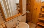 Táborhelyszínek, Szalafő Fogadó fürdőszoba