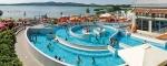 Táborhelyszínek, Velence Ifjúsági Tábor, élményfürdő kinti medencék