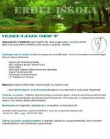 Táborhelyszínek, Velence 2 Erdei Iskola