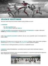 Táborhelyszínek, Velence 2 dzőtábor