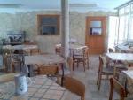 Táborhelyszínek, Balatonmáriafürdő Tábor, étterem