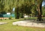 Táborhelyszínek, Balatonmáriafürdő Tábor, színpad