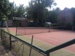 Táborhelyszínek, Balatonmáriafürdő Tábor, teniszpálya