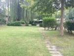 Táborhelyszínek, Balatonmáriafürdő Tábor, udvar