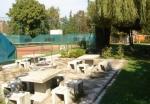 Táborhelyszínek, Balatonmáriafürdő Tábor, udvar rész