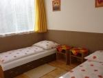 Táborhelyszínek, Siófok Ifjúsági Hotel, 2 fős szoba
