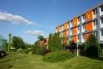 Táborhelyszínek, Siófok Ifjúsági Hotel szállásépület
