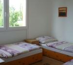 Táborhelyszínek, Siófok Ifjúsági Hotel, szoba