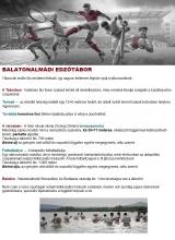 Táborhelyszínek, Balatonalmádi Ifitábor Edzőtábor