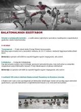Táborhelyszínek Balatonalmádi Turistaszálló Edzőtábor