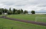 Táborhelyszínek Balatonalmádi, városi futballpálya
