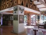 Táborhelyszínek, Királyrét Fogadó és Erdei Hotel, étterem részlet
