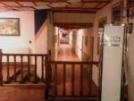 Táborhelyszínek, Királyrét Fogadó és Erdei Hotel, fogadó folyosó
