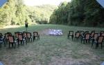 Házasságkötõ helyszín a Fatornyos Fogadóban kívülrõl