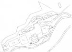 Táborhelyszínek, Sopron Ifjúsági Tábor, alaprajz
