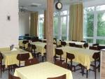 Táborhelyszínek, Balatonakarattya Panzió Tábor, étterem