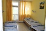 Táborhelyszínek, Balatonakarattya Panzió Tábor, 3 ágyas szoba a