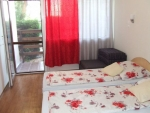 Táborhelyszínek, Balatonakarattya Panzió Tábor, szoba