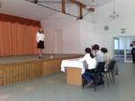 Táborhelyszínek, Dég Panzió és Ifjúsági Tábor, művelődési ház terem
