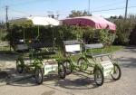 Táborhelyszínek - Révfülöp Panzió és Tábor, bringó-hintó