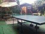 Táborhelyszínek, Siófok Üdülő és Tábor, pingpongasztal