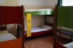 Táborhelyszínek, Tata Ifjúsági Tábor és Hotel, kőház szoba