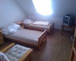 Táborhelyszín, Pálköve Apartman Tábor, szoba