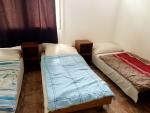 Táborhelyszín, Pilismarót Ifjúsági Tábor, faházak 45-ös faház szoba