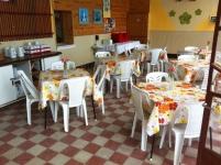Táborhelyszínek, Balatonfenyves ifjúsági tábor étkező