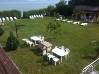 Táborhelyszínek, Balatonfenyves ifjúsági tábor udvar