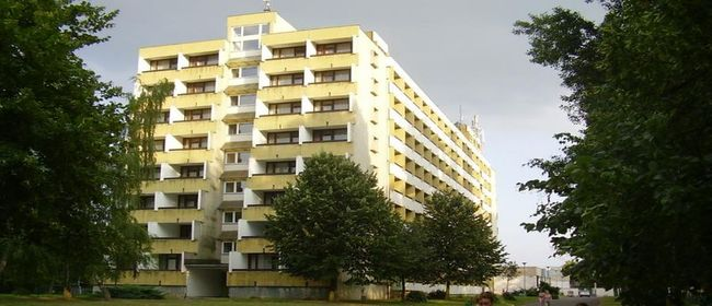 Balatonlelle Hotel 500 hotel épület