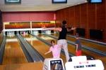 Táborhelyszínek Balatonlelle Hotel 300 bowling pálya