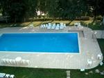 Táborhelyszínek Balatonszárszó Hotel medence 2