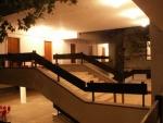 Táborhelyszínek Balatonszemes Üdülő lépcsőház