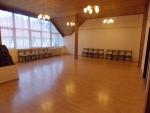 Táborhelyszínek Balatonszemes C Tábor művelődési ház táncterem