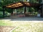 Táborhelyszínek Balatonszemes P tábor fedett rész