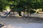 Táborhelyszínek Balatonszemes P tábor játszótér