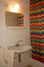 Táborhelyszínek Siófok Hotel tábor fürdőszoba