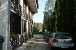 Táborhelyszínek Siófok Hotel tábor udvar 2