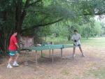 Táborhelyszínek Őrimagyarósd Ifjúsági Tábor pingpong