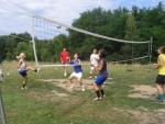 Táborhelyszínek Őrimagyarósd Ifjúsági Tábor röplabdapálya