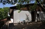 Táborhelyszínek Balatonakali Ifjúsági Tábor faház épület